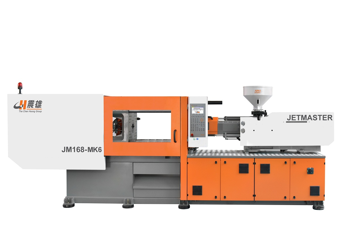 捷霸MK6伺服驅動注塑機JETMASTER MK6 Servo Drive Injection Moulding Machine1
